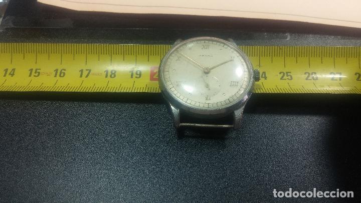 Relojes de pulsera: Botito y grande reloj TEGRA para reparar o para piezas. - Foto 30 - 124239283