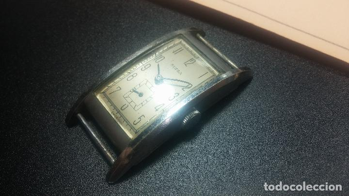 Relojes de pulsera: BOTITO RELOJ SUIZA DE CABALLERO PARA REPARAR O PARA PIEZAS - Foto 3 - 124239331