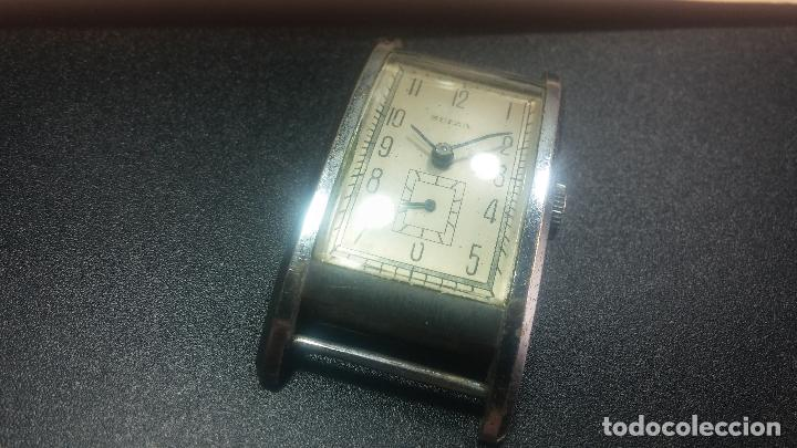 Relojes de pulsera: BOTITO RELOJ SUIZA DE CABALLERO PARA REPARAR O PARA PIEZAS - Foto 5 - 124239331