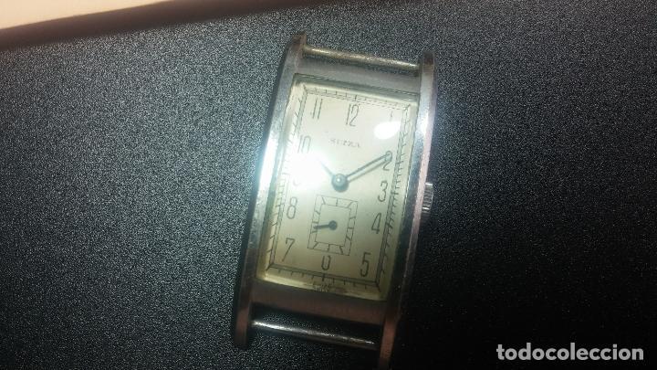 Relojes de pulsera: BOTITO RELOJ SUIZA DE CABALLERO PARA REPARAR O PARA PIEZAS - Foto 6 - 124239331