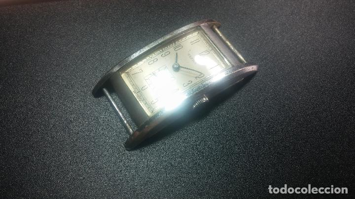 Relojes de pulsera: BOTITO RELOJ SUIZA DE CABALLERO PARA REPARAR O PARA PIEZAS - Foto 8 - 124239331
