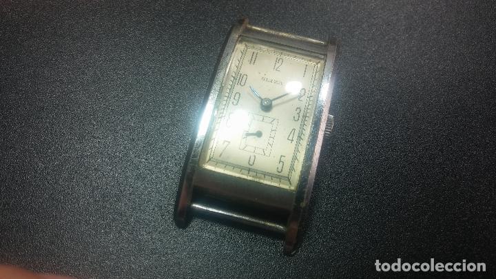Relojes de pulsera: BOTITO RELOJ SUIZA DE CABALLERO PARA REPARAR O PARA PIEZAS - Foto 9 - 124239331