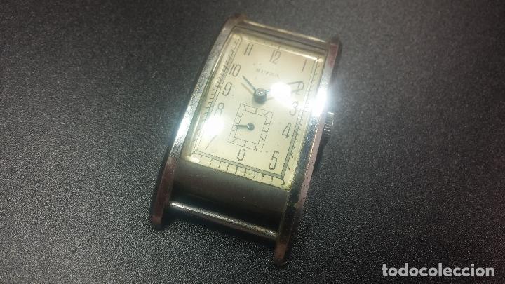 Relojes de pulsera: BOTITO RELOJ SUIZA DE CABALLERO PARA REPARAR O PARA PIEZAS - Foto 10 - 124239331