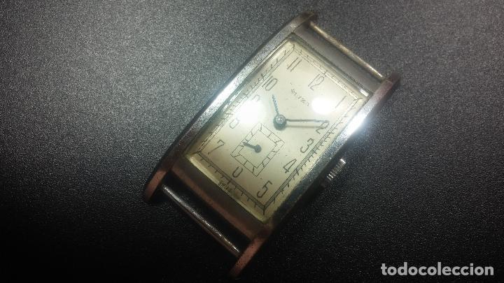 Relojes de pulsera: BOTITO RELOJ SUIZA DE CABALLERO PARA REPARAR O PARA PIEZAS - Foto 11 - 124239331
