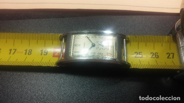 Relojes de pulsera: BOTITO RELOJ SUIZA DE CABALLERO PARA REPARAR O PARA PIEZAS - Foto 23 - 124239331