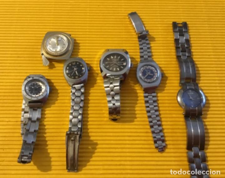 LOTE DE RELOJES DE SEÑORA PARA REPARAR (Relojes - Pulsera Carga Manual)