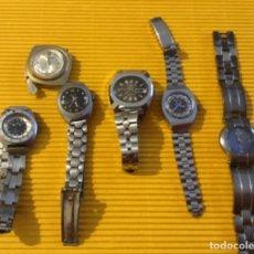 Relojes de pulsera: LOTE DE RELOJES DE SEÑORA PARA REPARAR . Lote 124284007