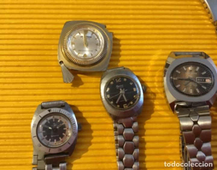 Relojes de pulsera: Lote de relojes de señora para reparar - Foto 2 - 124284007