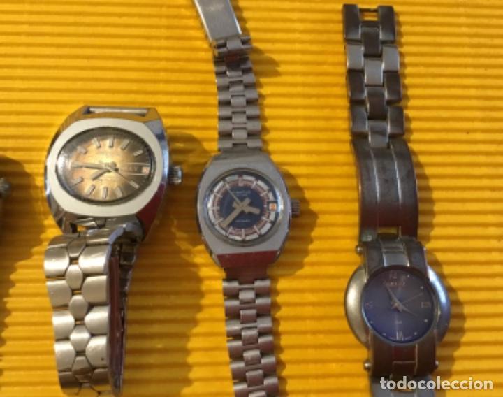 Relojes de pulsera: Lote de relojes de señora para reparar - Foto 3 - 124284007
