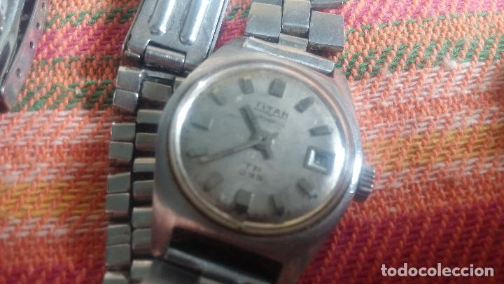 Relojes de pulsera: Botito lote relojero de reloj o relojes variados antiguos para reparar o piezas - Foto 32 - 124339695