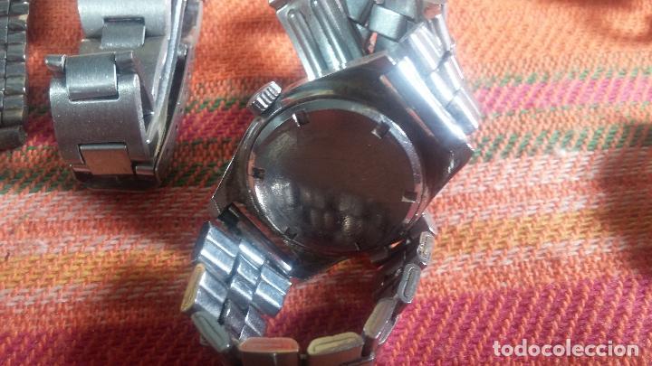 Relojes de pulsera: Botito lote relojero de reloj o relojes variados antiguos para reparar o piezas - Foto 33 - 124339695