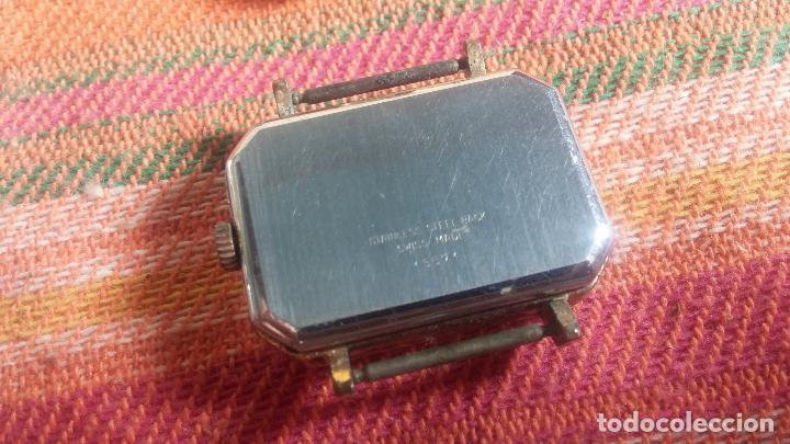 Relojes de pulsera: Botito lote relojero de reloj o relojes variados antiguos para reparar o piezas - Foto 34 - 124339695