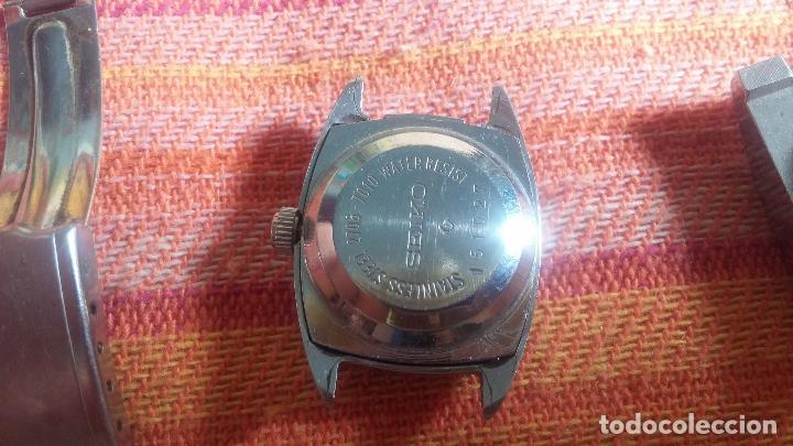 Relojes de pulsera: Botito lote relojero de reloj o relojes variados antiguos para reparar o piezas - Foto 35 - 124339695