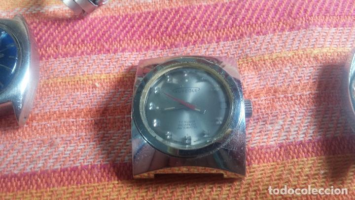 Relojes de pulsera: Botito lote relojero de reloj o relojes variados antiguos para reparar o piezas - Foto 38 - 124339695