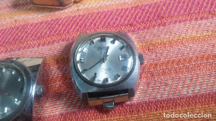 Relojes de pulsera: Botito lote relojero de reloj o relojes variados antiguos para reparar o piezas - Foto 40 - 124339695