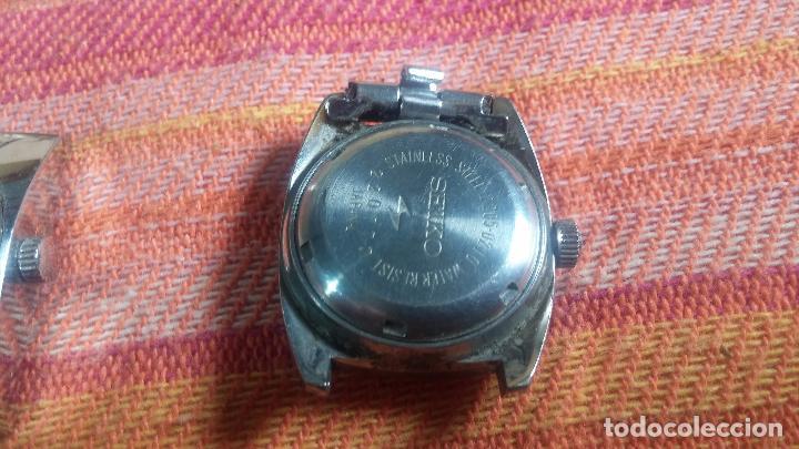 Relojes de pulsera: Botito lote relojero de reloj o relojes variados antiguos para reparar o piezas - Foto 41 - 124339695