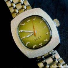 Relojes de pulsera: RELOJ DE CUERDA VINTAGE C1970, NOS (NEW OLD STOCK). Lote 124634643