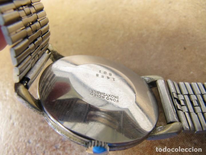 Relojes de pulsera: ANTIGUO RELOJ DE CUERDA DE PULSERA DE LA MARCA LANDI - Foto 12 - 125185223