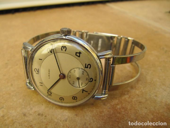 mejor amado diseños atractivos rico y magnífico Antiguo reloj de cuerda de pulsera de la marca - Vendido en ...