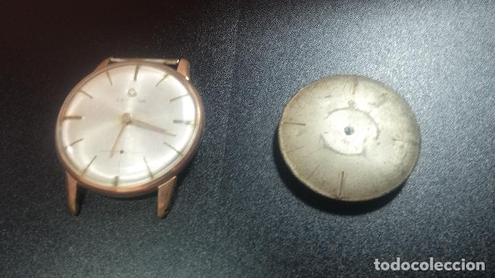 Relojes de pulsera: Dos botitos reloj o relojes Certina con maquinarias diferentes, parecen que funcionan bien, pero.... - Foto 2 - 125245055