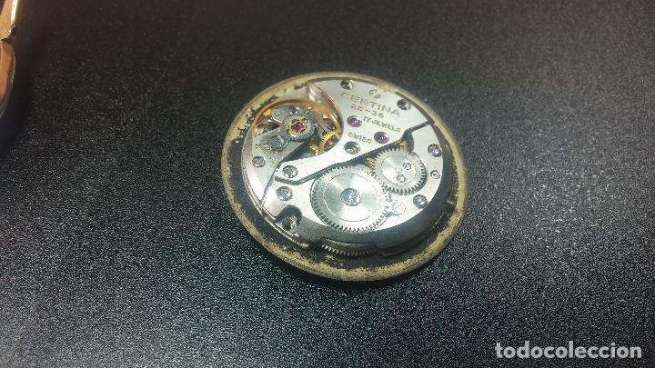 Relojes de pulsera: Dos botitos reloj o relojes Certina con maquinarias diferentes, parecen que funcionan bien, pero.... - Foto 10 - 125245055