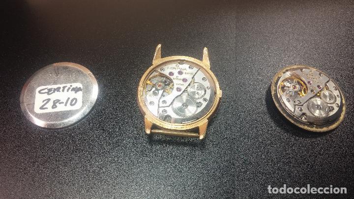 Relojes de pulsera: Dos botitos reloj o relojes Certina con maquinarias diferentes, parecen que funcionan bien, pero.... - Foto 13 - 125245055