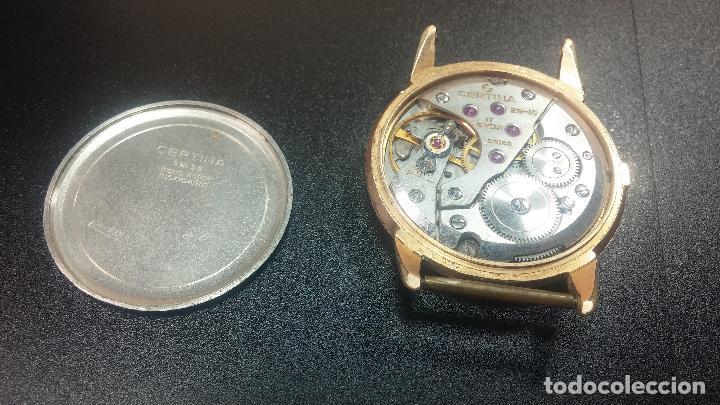 Relojes de pulsera: Dos botitos reloj o relojes Certina con maquinarias diferentes, parecen que funcionan bien, pero.... - Foto 22 - 125245055