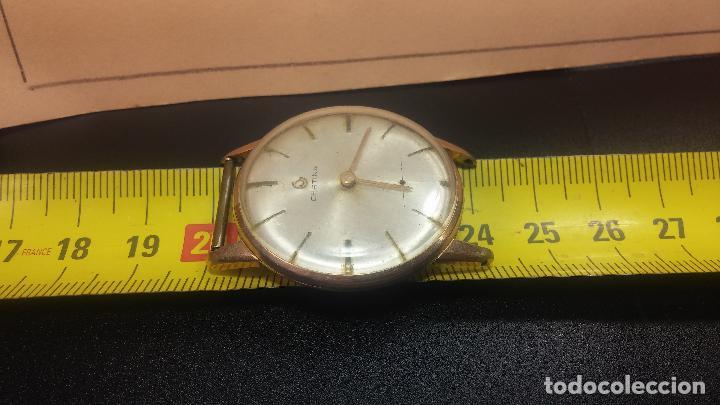 Relojes de pulsera: Dos botitos reloj o relojes Certina con maquinarias diferentes, parecen que funcionan bien, pero.... - Foto 32 - 125245055