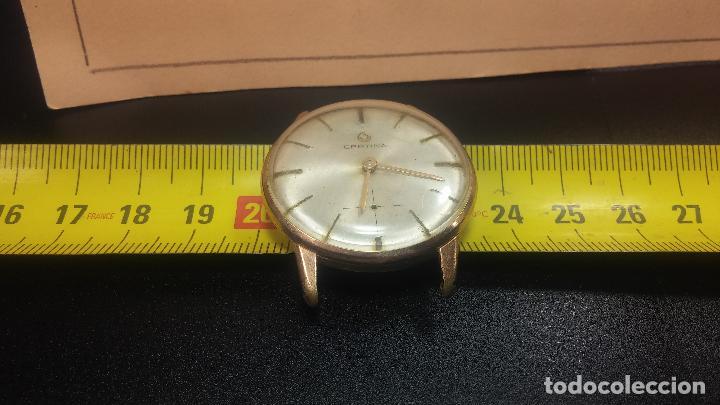 Relojes de pulsera: Dos botitos reloj o relojes Certina con maquinarias diferentes, parecen que funcionan bien, pero.... - Foto 34 - 125245055
