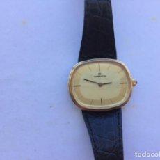 Relojes de pulsera: RELOJ CUERDA CHAPADO. Lote 125399047