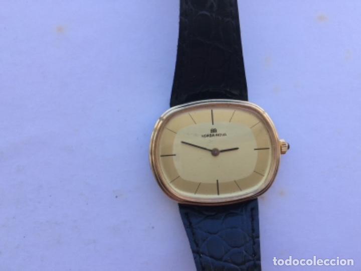 Relojes de pulsera: Reloj cuerda chapado - Foto 2 - 125399047