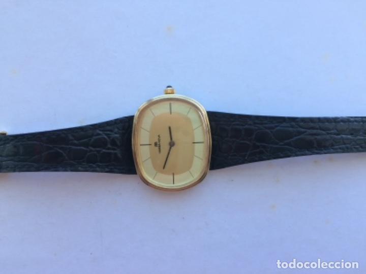 Relojes de pulsera: Reloj cuerda chapado - Foto 6 - 125399047