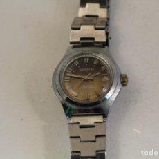 Relojes de pulsera: RELOJ SORIENTER CALENDAR ANTIMAGNETIC AÑOS 70. Lote 125629339
