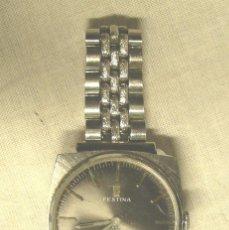 Relojes de pulsera: RELOJ CABALLERO FESTINA, FUNCIONA. MED 30 MM SIN CONTAR CORONA. Lote 125902119
