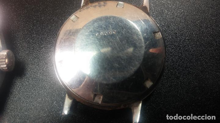 Relojes de pulsera: BOTITO LOTE DE 4 relojes, para reparar o piezas, antiguos, 2 AUTOMÁTICOS Y 2 DE CUERDA - Foto 12 - 125974967