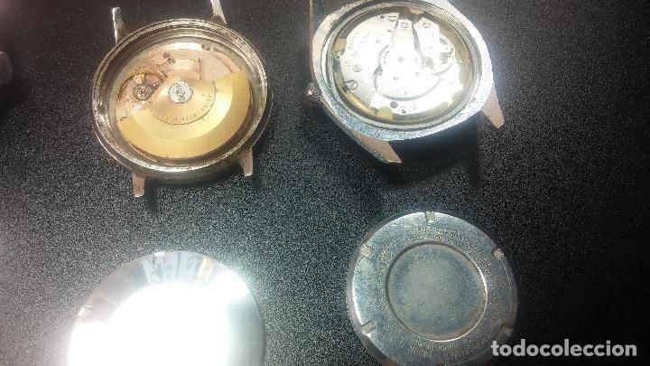 Relojes de pulsera: BOTITO LOTE DE 4 relojes, para reparar o piezas, antiguos, 2 AUTOMÁTICOS Y 2 DE CUERDA - Foto 22 - 125974967