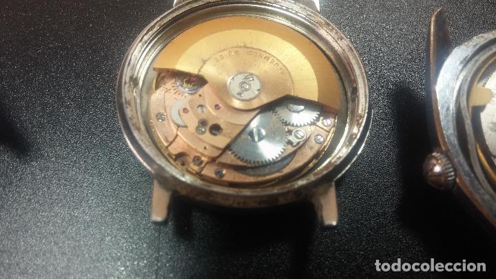 Relojes de pulsera: BOTITO LOTE DE 4 relojes, para reparar o piezas, antiguos, 2 AUTOMÁTICOS Y 2 DE CUERDA - Foto 26 - 125974967