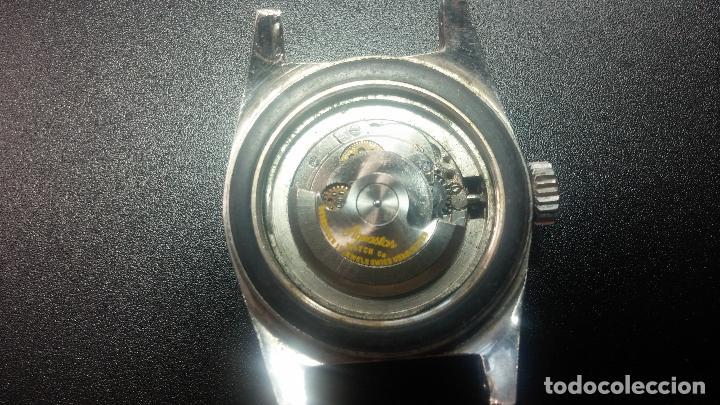Relojes de pulsera: BOTITO LOTE DE 4 relojes, para reparar o piezas, antiguos, 2 AUTOMÁTICOS Y 2 DE CUERDA - Foto 30 - 125974967