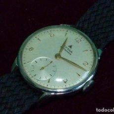 Relojes de pulsera: PRECIOSO RELOJ CYMA SYNCHRON CALIBRE 586 SWISS MADE 15 RUBIS AÑOS 60 BUEN TAMAÑO COLECCIÓN VINTAGE. Lote 126063651