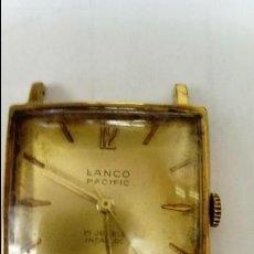 Relojes de pulsera: RELOJ LANCO PACIFIC . Lote 126276543