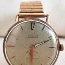 Relojes de pulsera: ANTIGUO RELOJ A CUERDA EXACTUS 21 RUBIES.. Lote 125144276