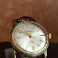 Relojes de pulsera: BONITO RELOJ CARAVELLE. WATER RESISTEN 17RUVIS.. Lote 126711492