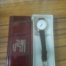 Relojes de pulsera: RELOJ HORALIS 17 RUBÍS.CON CAJA.NO FUNCIONA.. Lote 126870688
