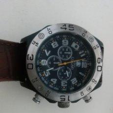 Relojes de pulsera: RELOJ CALGARY CUARZO PILAS . Lote 127004743