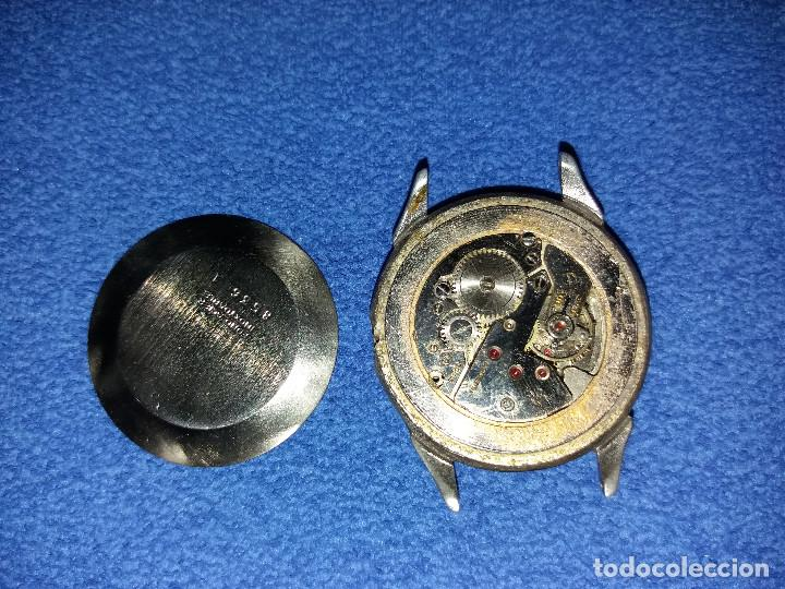 ANTIGUA MAQUINARIA JELMY. (Relojes - Pulsera Carga Manual)