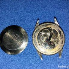 Relojes de pulsera: ANTIGUA MAQUINARIA JELMY.. Lote 127215403