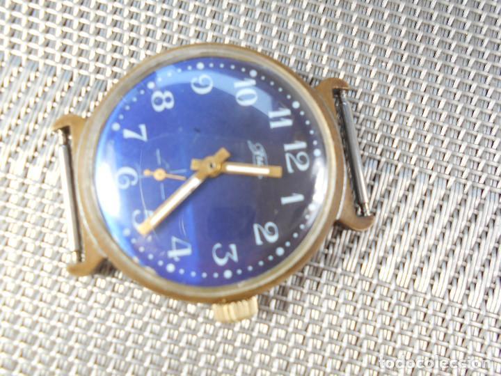 a0a470aaa6fc 10 fotos RELOJ MILITAR NAVAL AÑOS 50 INCREIBLE ESTADO DE COLECCION  PARTICULAR LOTE WATCHE (Relojes - Pulsera ...