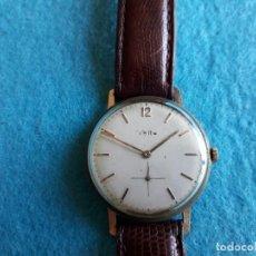 Relojes de pulsera: RELOJ MARCA VETTA. CLÁSICO DE CABALLERO. FUNCIONANDO.. Lote 127643811
