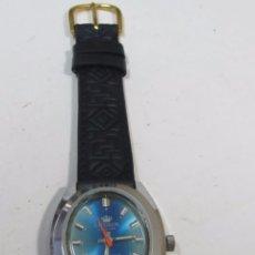 Relojes de pulsera: RELOJ CETIKON DE LUXE, DE CARGA MANUAL. Lote 127940323