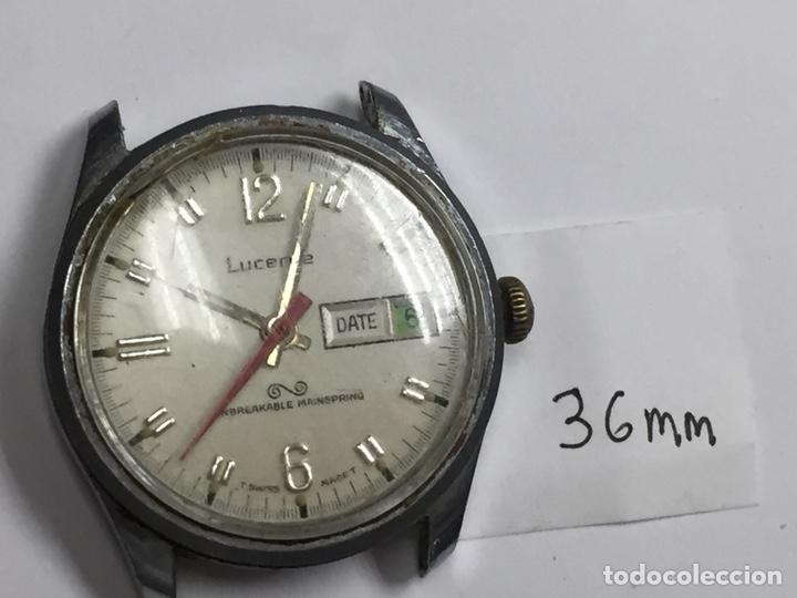 Relojes de pulsera: Reloj para piezas marca LUCERNE CON DIAL - Foto 7 - 127976512
